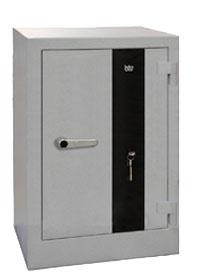 Caja Fuerte BTV de Alta de Seguridad Cartago Llave 80-K