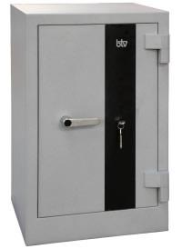 Caja Fuerte BTV de Alta de Seguridad Cartago Llave 100-K