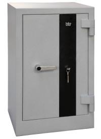 Caja Fuerte BTV de Alta de Seguridad Cartago Llave 125-K