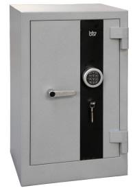 Caja Fuerte BTV de Alta de Seguridad Cartago 125-E