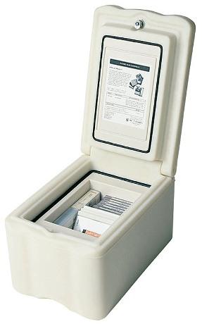 Contenedor Ignifugo para la Protección de Soportes Magnéticos Ferrimax DATA 6   NTSeguridad