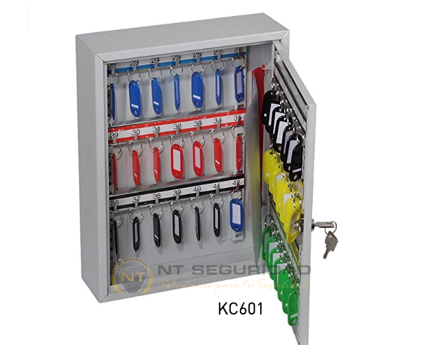 Caja para Llaves Phoenix Serie KC0601 | NTSeguridad