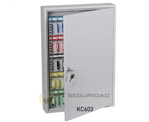 Caja para Llaves Phoenix Serie KC0604 | NTSeguridad