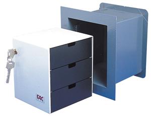 Caja Fuerte de Sobreponer FAC 901 J | NTSeguridad