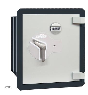 Ollé Serie I Empotrar electrónica y llave