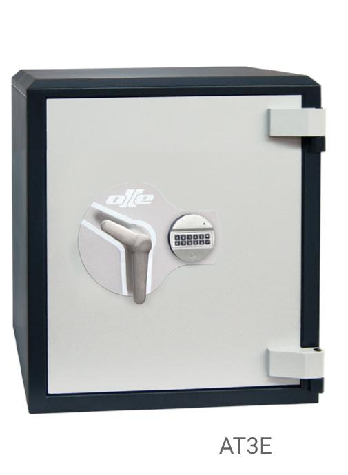 Ollé Serie I sobreponer cerradura electrónica