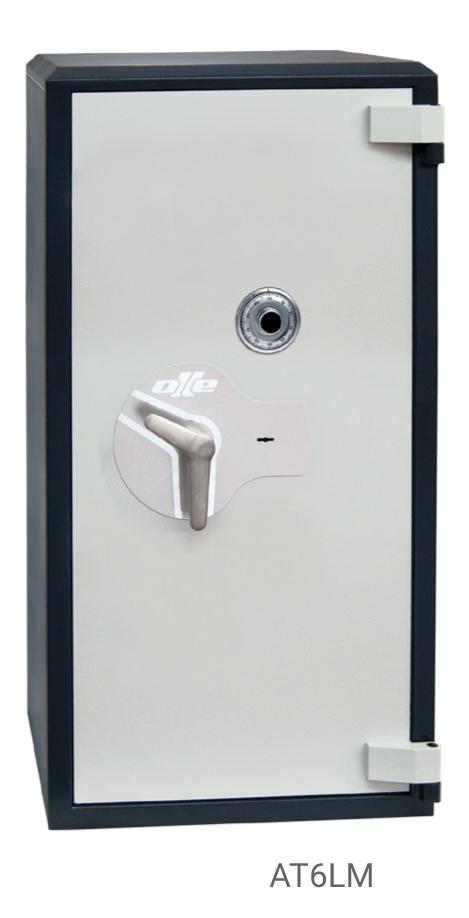 Ollé Serie I sobreponer cerradura mecánica y de llave ATL6M