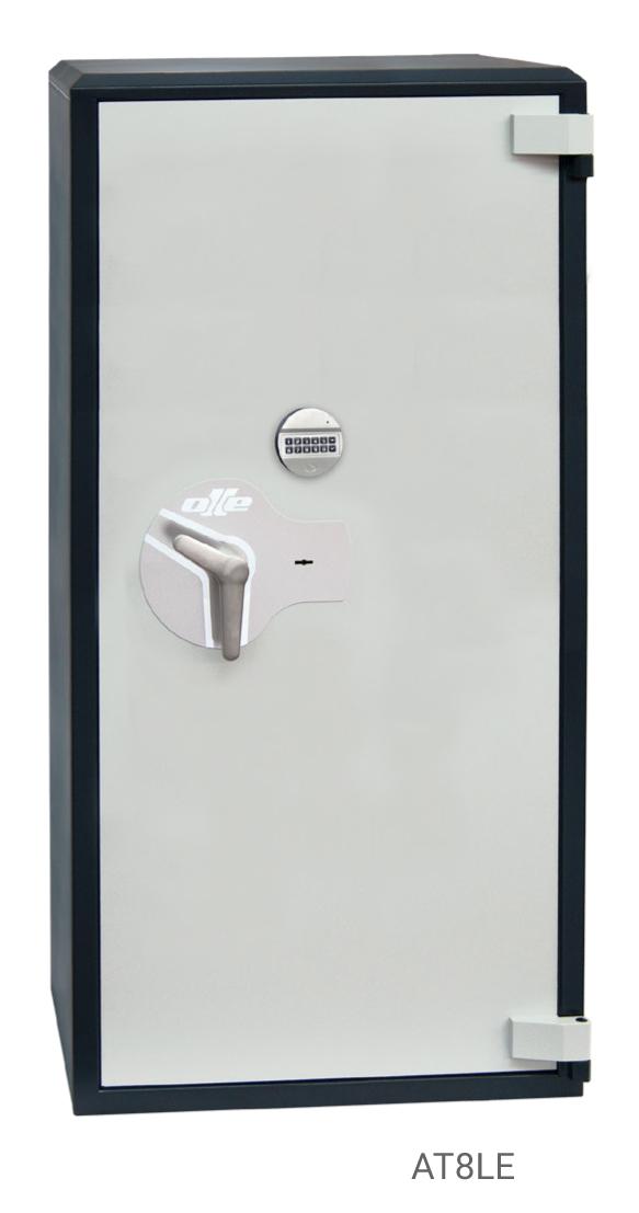 Ollé Serie I sobreponer cerradura electrónica y de llave
