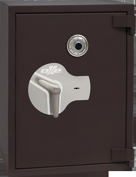 Caja de Seguridad Ollé SERIE III cierre mecánico