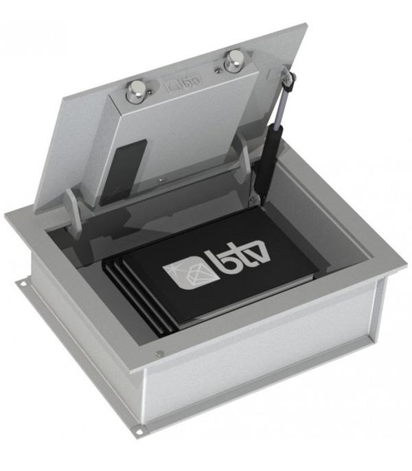 cajas fuertes de suelo btv serie cs ntseguridad