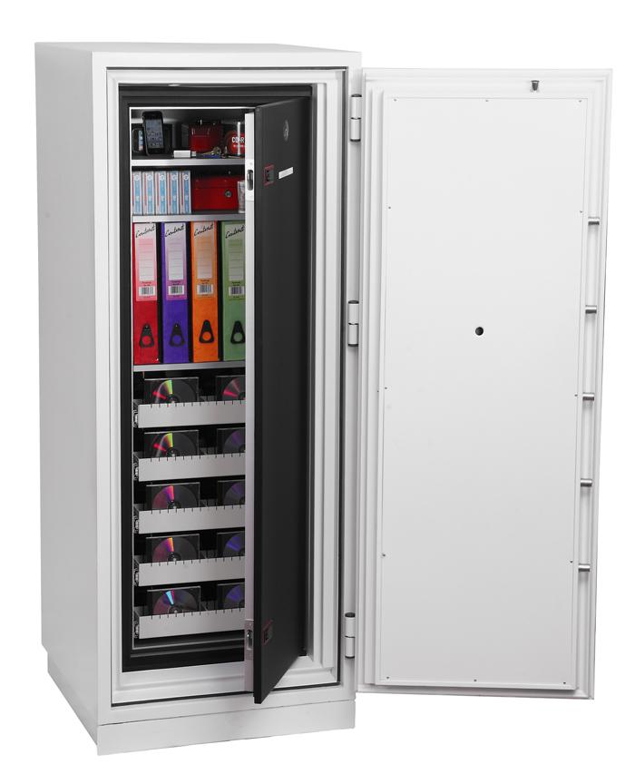 Caja Fuerte Phoenix Data Commander DS4622K  | NTSeguridad