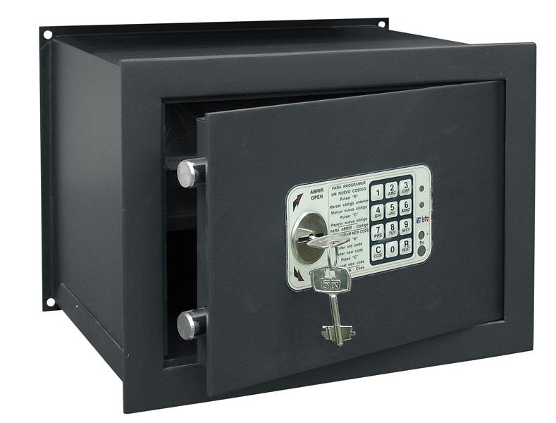 Caja Fuerte de Empotrar BTV Decora Empotrar WE-3625