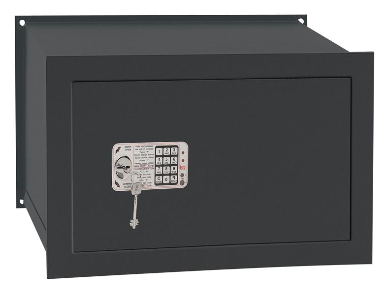 Caja Fuerte de Empotrar BTV Decora Empotrar WE-3730