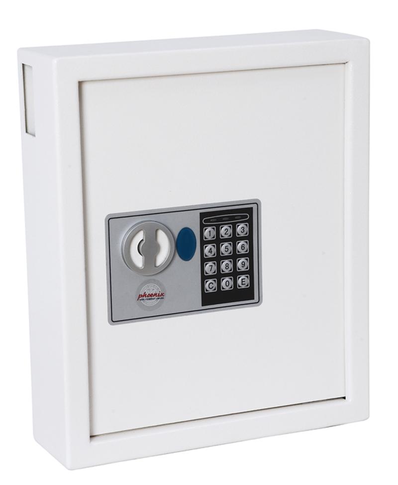 Caja para Llaves Phoenix Serie KS0032E MKII cerrada