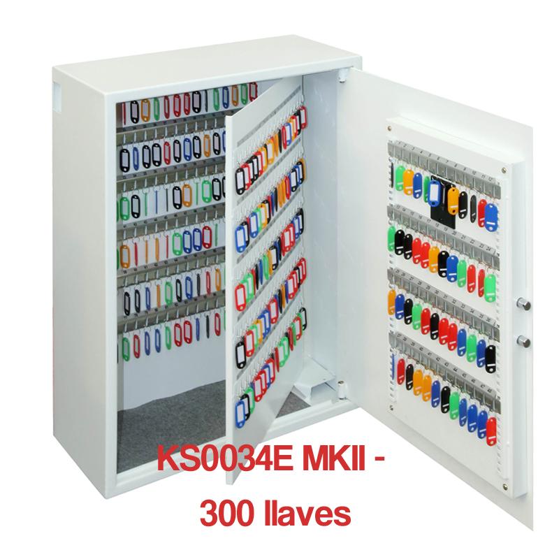 Caja para Llaves Phoenix Serie KS0034E MKII abierta