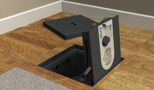 Caja Fuerte Camuflada serie LK 2700