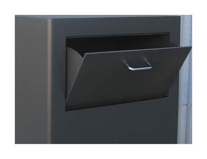 Caja Fuerte con tolva para deposito CAIXES PUIGVERT Tolva trasera   NTSeguridad