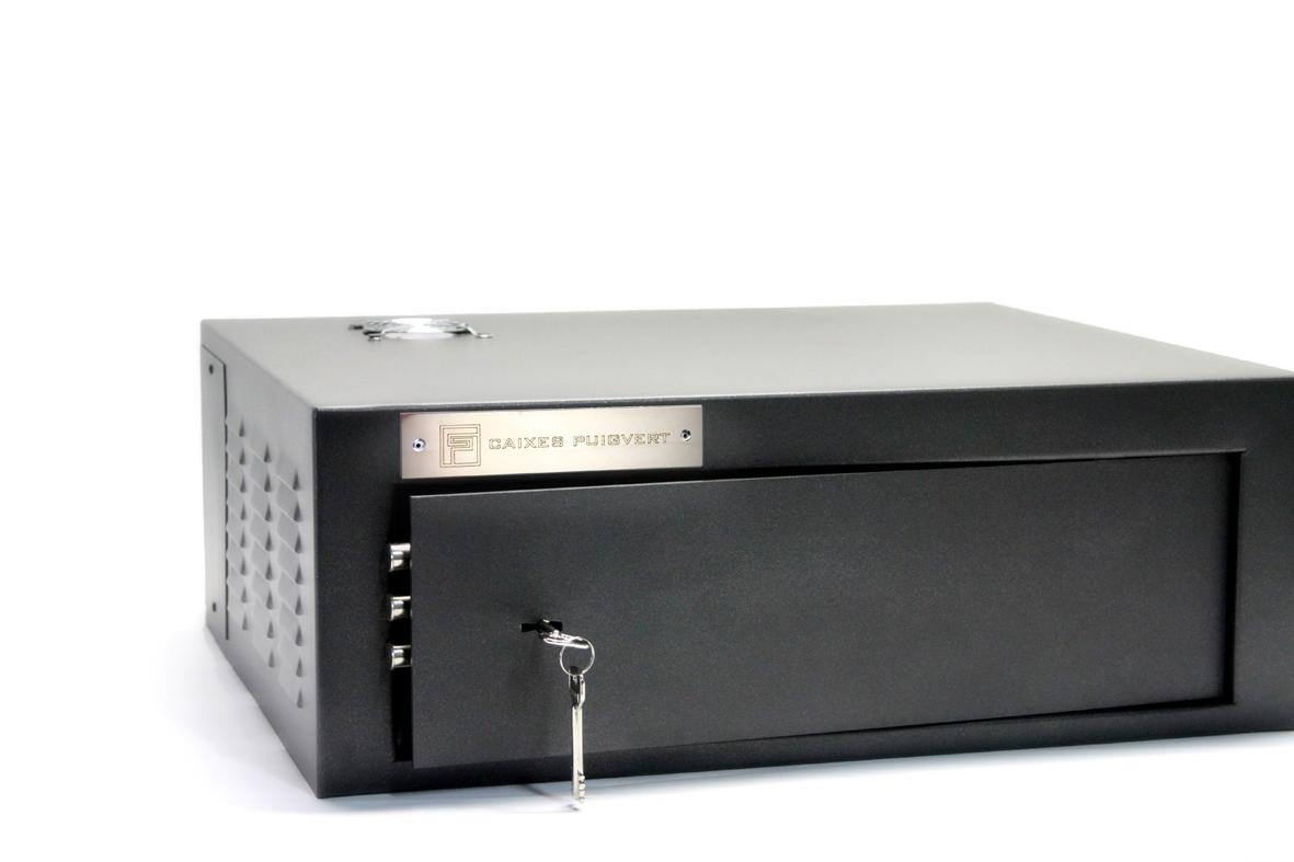 Caja para videograbador VCP 2008 MECANICO NE | NTSeguridad