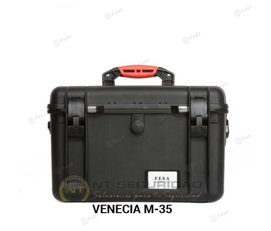 Maleta Estanca Resistente al Agua FESA Venecia Serie M-35 | NTSeguridad