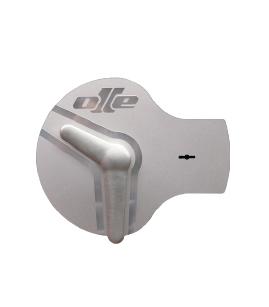 Cerradura Ollé Serie IV con Llave y Combinación Electrónica Bloqueo y Retardo
