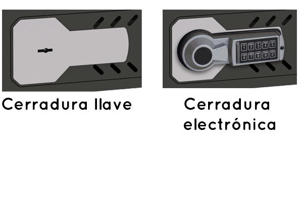 Cerradura Videograbador VR-110E   NTSeguridad