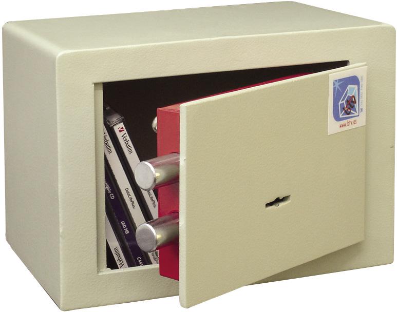 Caja Fuerte de Sobreponer BTV Mini Vault 17 | NTSeguridad