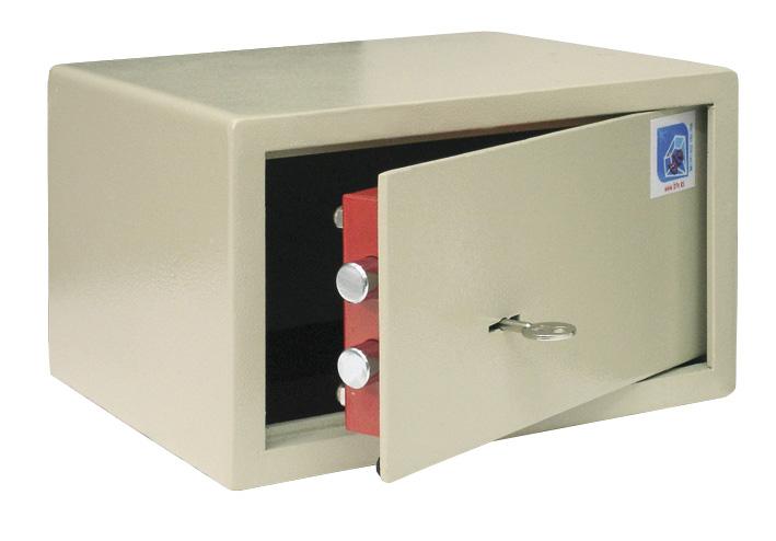 Caja Fuerte de Sobreponer BTV Mini Vault 23 | NTSeguridad