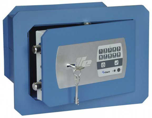 Caja de fuerte de empotrar Olle SERIE 800 Electronica| NTSeguridad