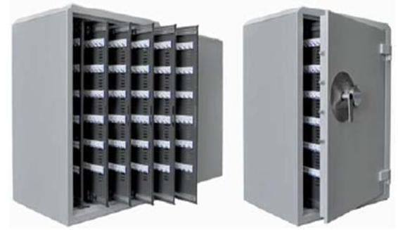 Armario de Seguridad para llaves SERIE SCK Ollé SCK-3 | NTSeguridad
