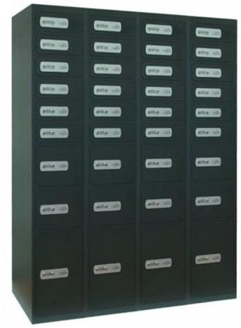 Compartimentos de seguridad Ollé C-110 | NTSeguridad