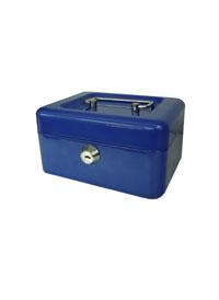 Caja de caudales btv 11 azul btv for Caja de caudales