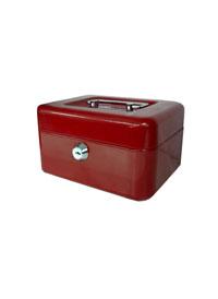 Caja de caudales btv 11 roja btv for Caja de caudales