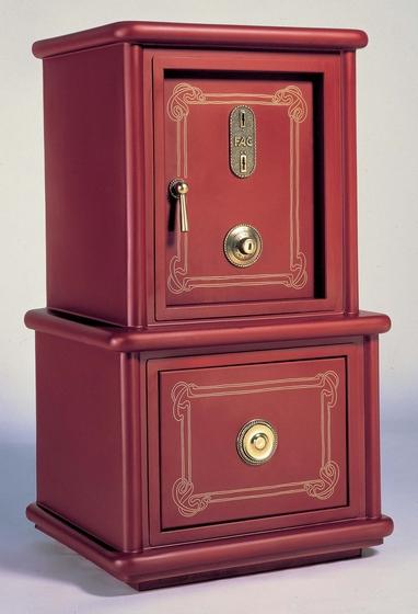 Caja fuerte decorativa fac poca 1931 fac - Cajas fuertes fac ...